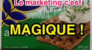 Le marketing c'est magique : le cas Wasa.