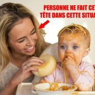 Le deuxième enfant, celui qui vous met le nez dans la….